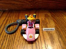 Mariokart 8 Backpack Buddies Keychain Peach