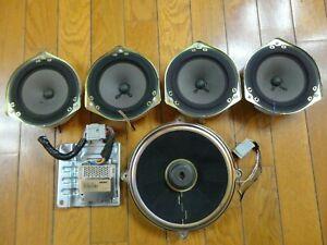 Bose 6-Piece Car Sound System Speakers Honda Saber Inspire Acura TL 1999-2003