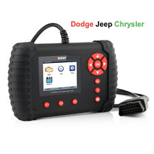 Dodge Jeep Chrysler Full System OE-Level OBD2 Scan Tool