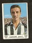 Figurina Calciatori Panini 1964-65! Castano! Juventus! Nuova!!