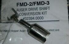 """*NEW* - """"BUNN"""" OEM PART# 32394.0000 AUGER DRIVE SHAFT CONVERSION KIT-FMD2 / FMD3"""