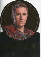 Spartacus Vengeance Die Cut Gold Plaque Chase Card GV8