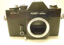 PORST REFLEX C-TL II Fotocamera Chassis
