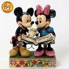SHARING MEMORIES Mickey & Minnie 85th Anniversary 4037500 Jim Shore Rarität