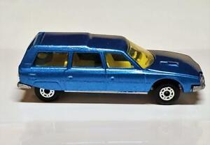 1979 Matchbox No.12 Citroen CX in Light Blue, ****Near Mint****  Made in England