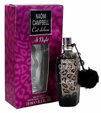 15 ml Naomi Campbell Cat deluxe at Night Damenduft Eau de Toilette Spray