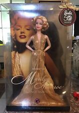 Marilyn Monroe Barbie 50th Anniversary Blond Ambition Doll