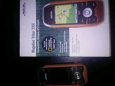 Magellan Triton 2000 Handheld