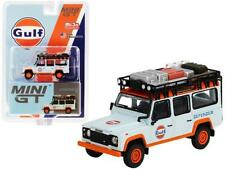 Land Rover Defender 110 w/ Roof Rack 1:64 Model - True Scale Miniatures MGT00156