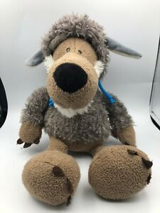Official NICI Wolf In Sheep Clothing Plush Kids Soft Stuffed Toy Animal Doll