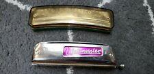 New ListingVintage Weltmeister and Bandmaster harmonicas
