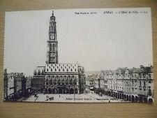 Postcard- L'HOTEL DE VILLE, ARRAS, FRANCE, VISE PARIS NO.2553