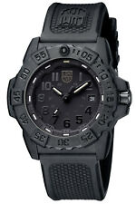 LUMINOX Montre de plongée NAVY SEAL noir xs.3501.bo