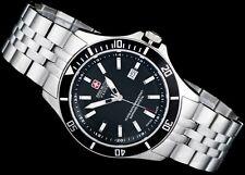 Reloj de pulsera Swiss Military Hanowa Hombres Buque Insignia cronógrafo 06-5161.2.04.007