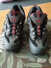 YOUTH HEELYS  #9117 Roller Skates Wheels Shoes Size 7  black/red