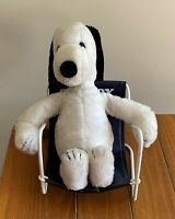 """GREAT SET Vintage 1968 Snoopy Plush 11"""" with Chair, Lot of Clothes & Accessories"""