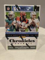 2020 NFL Panini Chronicles Football Blaster Box HERBERT TUA PRESALE READ