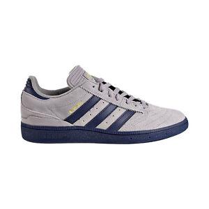 Adidas Busenitz Pro Mens Skate Shoes Light Granite-Collegiate Navy DB3122