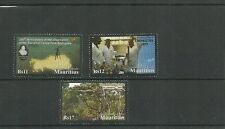 MAURITIUS-SG1219-1221 COMMEMORATIVE EVENTS MNH