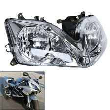 PSLER Compatible with Honda CBR600 F4 F4i 1999-2006 1999 2000 2001 2002 2003 2004 2005 2006 Upper Front Headlight Headlamp Bracket Fairing Stay Head Cowling