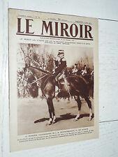 MIROIR 06/06 1915 GUERRE 14-18 ITALIE GALICIE MARMITES TRANCHEES CARENCY CINEMA