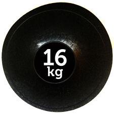 FXR SPORTS 16KG NO BOUNCE SLAM BALL CROSSFIT MMA FITNESS STRENGTH TRAINING GYM