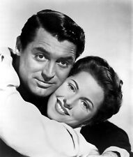 Joan Fontaine and Cary Grant UNSIGNED photo - C212 - Suspicion