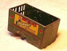 Vintage 1935 Tootsietoy Mack Wrigleys Gum Truck Trailer