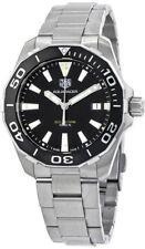 WAY111A.BA0928 Tag Heuer Aquaracer Black Dial Quartz 300 meters Mens Watch