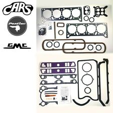 1955-1956 Pontiac & GMC | 287 288 316 Full Engine Gasket Set | Best Gasket