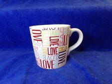 Sonoma Life Style Love Coffee Tea Cup Mug Large