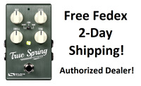New Source Audio SA247 One Series True Spring Reverb Effects Pedal