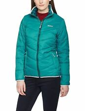 Regatta Womens Icebound Padded Jacket Deep Lake Size 10