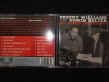 CD SKINNY WILLIAMS AND ERWIN HELLER / ST JAMES INFIRMARY /