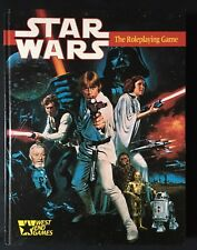 Star Wars The Roleplaying Game - West End Games 40001 RPG - First Printing 1987