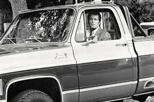 James Garner Driving Rocky'S Gmc Pick Up Truck The Rockford Files 11x17 Poster