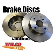 Daihatsu Fourtrak Vented Brake DISC (Single) BDC3743 Check Parts Compatibility