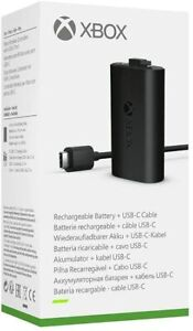 Xbox Play and Charge Kit USB for Xbox Series X *Fast and Free Delivery*