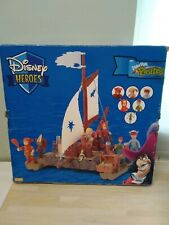 Disney Heroes Peter Pan pirate Raft Playset by famosa