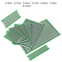 10X Double-Sided PCB Circuit Module Board Prototype Breadboard Parts For ARDUINO