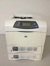 HP LaserJet 4350TN Workgroup Laser Printer (Q5408A) 30 day refurb with NEW toner