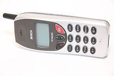 Vintage Cellular Phone BOSCH GSM 509 Dual Mobile Antenna Collectible bi-bande