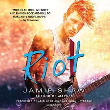 The Mayhem: Riot 2 by Jamie Shaw (2015, CD, Unabridged)