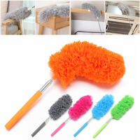 Extendable Car Cleaning Duster Brush Cleaning Brushes Microfiber Telescopic