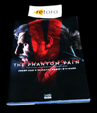 GUIDE BOOK METAL GEAR SOLID V Phantom Pain Official guidebook The Basics JAP PS4