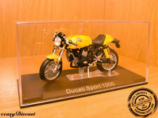 DUCATI SPORT 1000 YELLOW 2004 1/24 MINT IN BOX!!! RARE