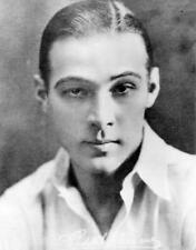 RUDOLPH VALENTINO great 8x10 NEGATIVE (ne345)