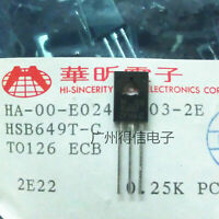 HSB649A TRANSISTOR HSB649A-C HSB649AC TO-126