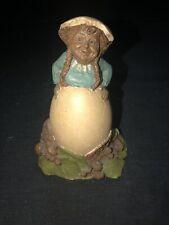 Tom Clark Carin Gnome Debby In Egg 4.25� #84 1985