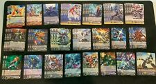 CARDFIGHT VANGUARD - Dimension Police Deck 15 w/ Super Giant of Light, Enigman